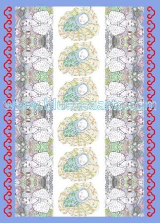 Pattern Design3 /Color plate2