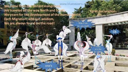 Egret declaration