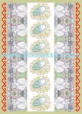 Pattern Design3 /Color plate1