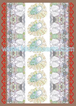 Pattern Design3 /Color plate3